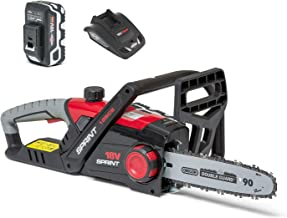 Sponsored Ad – Sprint 18SCSK 18V Li-Ion 25cm Cordless Chainsaw Kit, 600W Motor, 5.0Ah Battery and Charger Included, 1688109