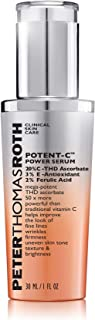 Potent-C Power Serum, Brightening Vitamin C Serum for Fine Lines, Wrinkles, Uneven Skin Tone, Texture and Dehydrated Skin