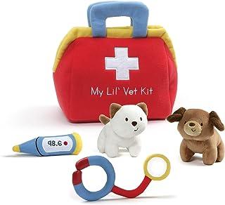 "Baby GUND My First Lil' Vet Kit Playset, 8"", 5 pieces"