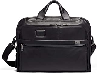 tumi leather