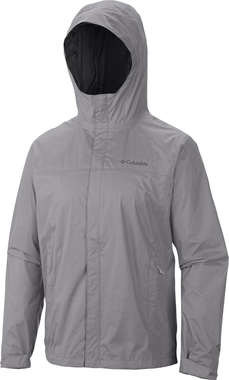 Columbia Men's Watertight Ii Jacket (Columbia Grey, 4XL)