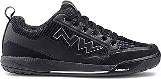 Northwave flat pedal cycling shoes clan black - 46 eu