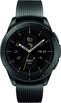 Samsung Galaxy Watch (42mm) Midnight Black (Bluetooth)...