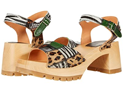 Swedish Hasbeens Jungle Sandal