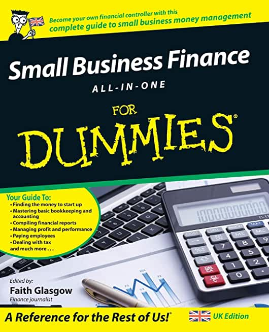 Small Business Finance All–in–One For Dummies®
