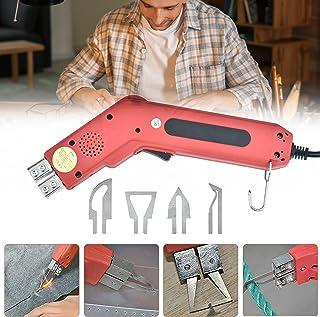 InLoveArts Cortador de cuchillo caliente de 100W cortador de calor de 220V con 4 cuchillas para cuerda de espuma plástica ...