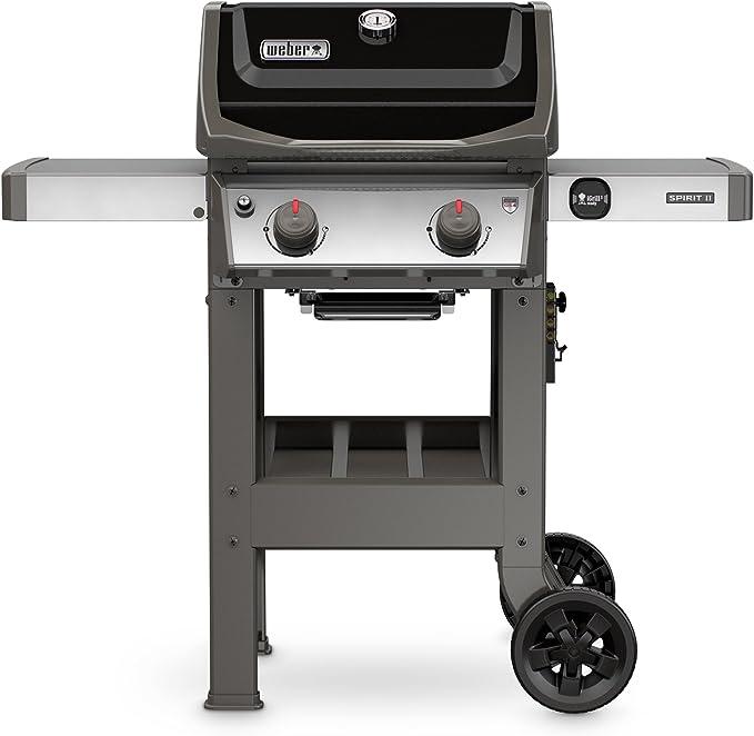 Weber 44010001 Spirit II E-210 2-Burner Liquid Propane Grill – Best High-End Gas Grill