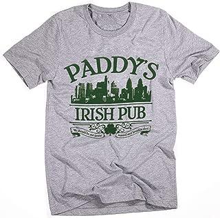 Paddy's Pub T Shirt Women St. Patrick's Day Short Sleeve Festival Tops