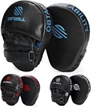 Sanabul Essential Boxing Mma Punching Mitts