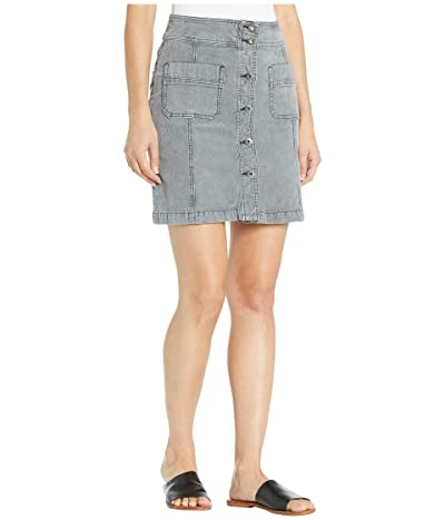 Prana Merrigan Skirt (Noir Blue) Women