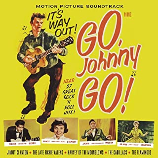GO, JOHNNY GO! ORIGINAL MOTION PICTURE SOUNDTRACK