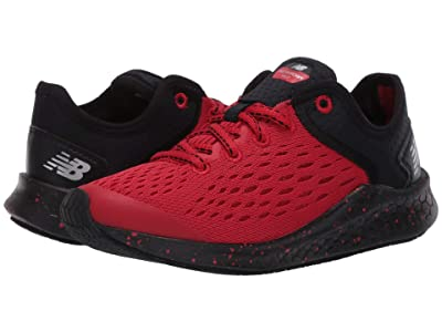New Balance Kids Fresh Foam Fast (Little Kid/Big Kid) (Team Red/Black) Boys Shoes