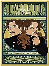Twelfth Night illustrated edition (English Edition)