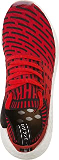 Originals NMD_R2 PK Mens Running Trainers Sneakers (UK 13 US 13.5 EU 48 2/3, red Black White BB2910)