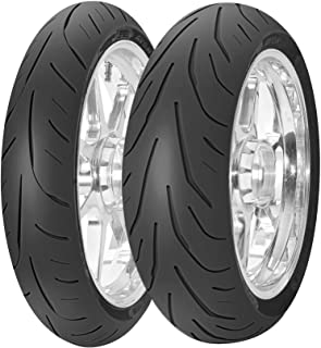 Avon Tyres 3D Ultra Sport Tire - Front - 120/70ZR-17 , Position: Front, Tire Size: 120/70-17, Rim Size: 17, Load Rating: 58, Speed Rating: (W), Tire Type: Street, Tire Construction: Radial, Tire Application: Sport 90000001354