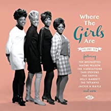 Where The Girls Are Vol 10 / Various