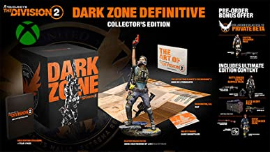 Tom Clancy's The Division 2 Dark Zone Definitive Collector Bundle for Xbox One