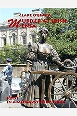Murder at Irish Mensa (Mensa Mystery Series Book 1) Kindle Edition
