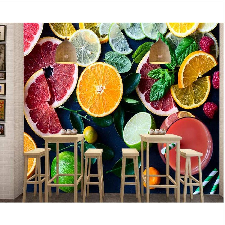 diseños exclusivos Lifme Hd Colorful Fresh Fruit Fruit Fruit Supermarket Fruit Shop Restaurante Papel Tapiz Mural Papel Tapiz Para Parojoes Papel Tapiz 3 D-200X140Cm  punto de venta de la marca