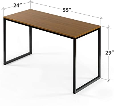 Zinus Table, Natural, 55 inch