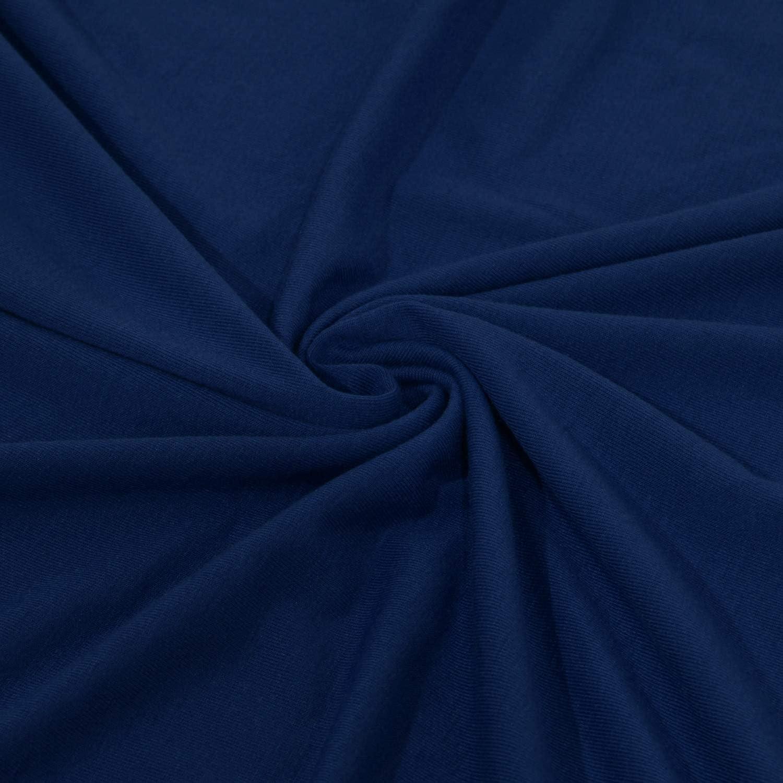 GORLYA Girls Simply Ruffle Sleeve Elegant Smock Style Casual Midi Dress with Pockets for Kids 4-12 Years