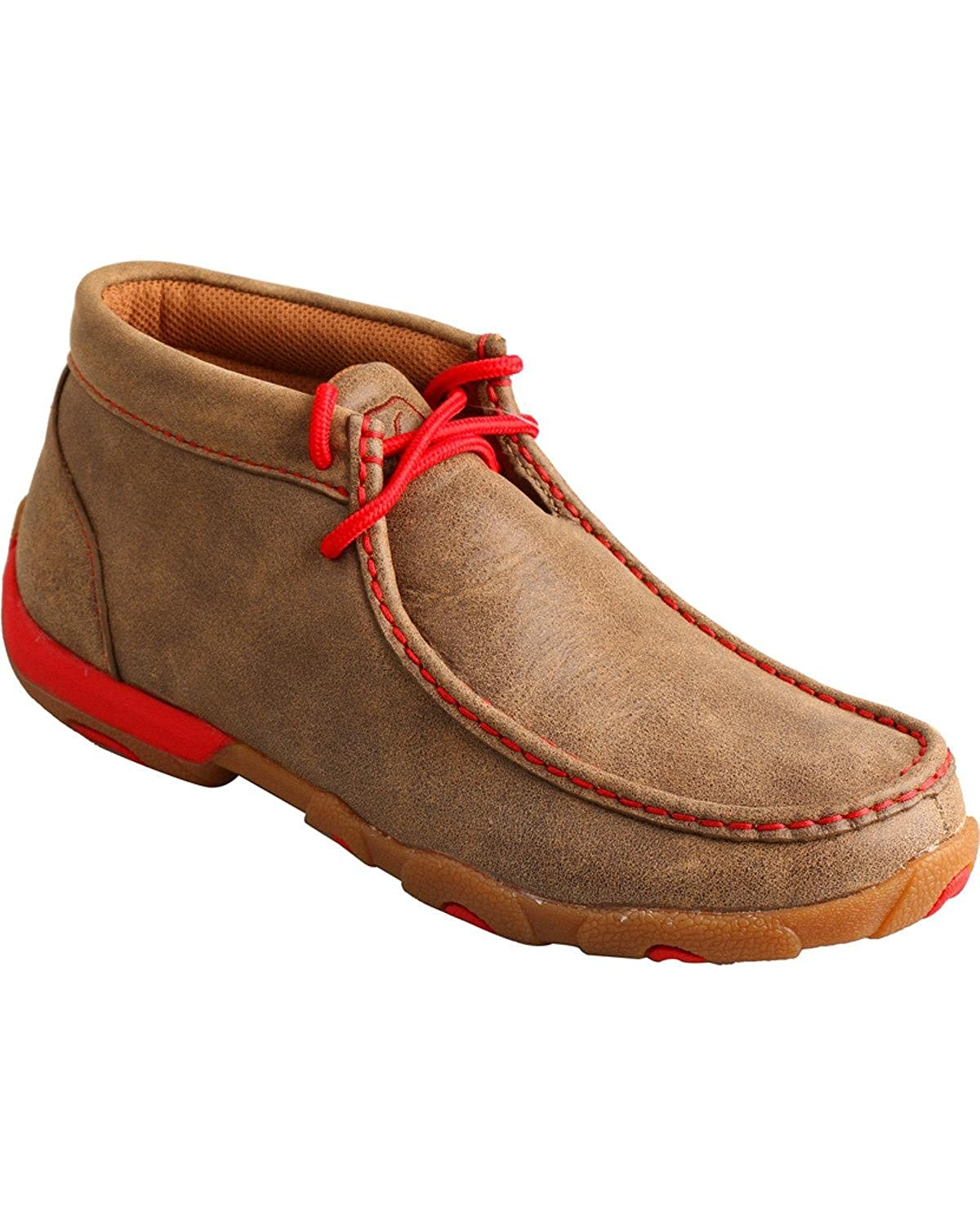 [Twisted X] Women 's and Driving Mocs?–?wdm0024