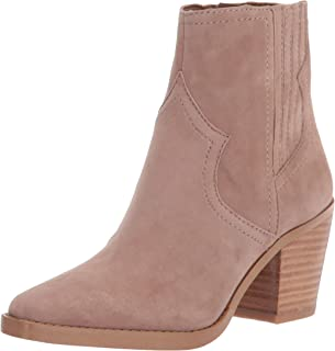 Lucky Brand Women's Jaide Ankle Boot, Clay, 7 US