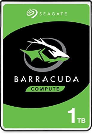 Seagate BarraCuda 1TB Internal Hard Drive HDD  25 Inch SATA 6 Gbs 5400 RPM 128MB Cache for PC Laptop  Frustration Free Packaging ST1000LM048 at Kapruka Online for specialGifts