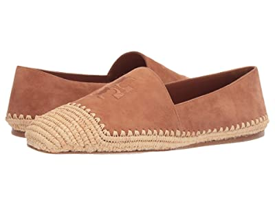 Tory Burch Arianne Espadrille (Tan) Women