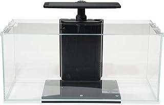 JBJ Rimless Desktop Series Flat Panel 10 Gallon Aquarium