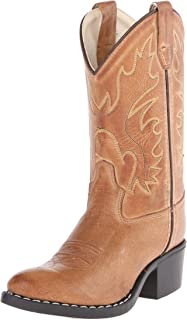 Old West Kids Boots Unisex J Toe Western Boot (Big Kid)