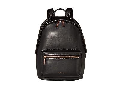 Matt & Nat Bali Loom (Black/Rose Gold) Backpack Bags