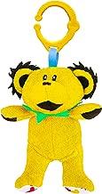 Daphyl's Grateful Dead Dancing Bear, Infant, Interactive Plush Toy & Rattle