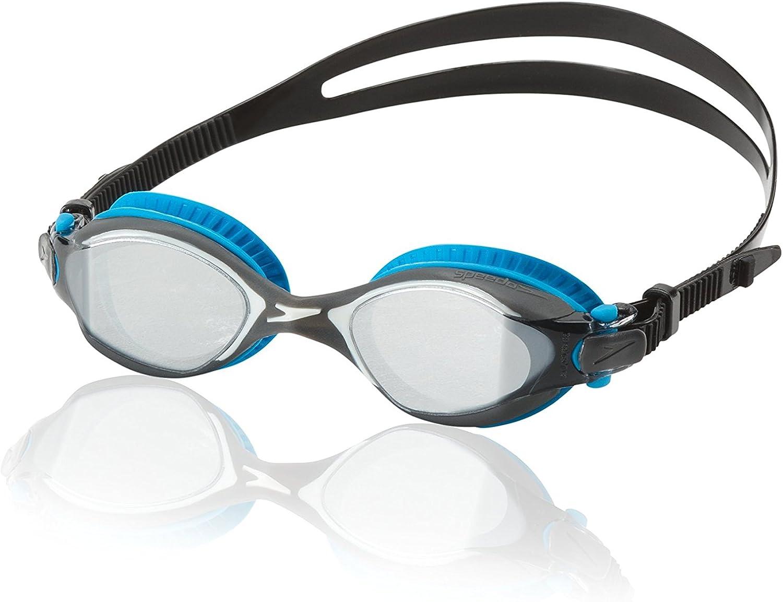 Speedo Bullet Mirrored Swim Goggles, One