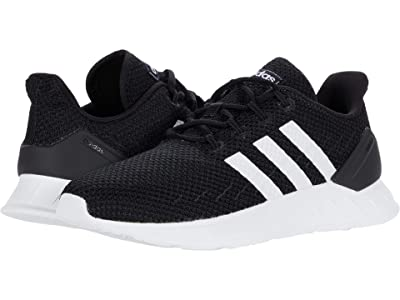 adidas Kids Questar Flow NXT (Little Kid/Big Kid) (Black/White/Black) Kid