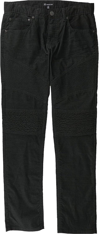 I-N-C Mens Straight Casual Corduroy Pants