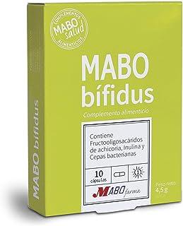 Mabo Mabobifidus 10 Capsulas 300 g