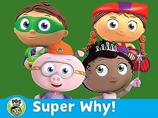 Super Why! Season 6