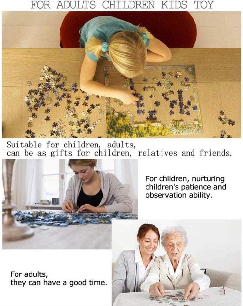 Volwassenen 2000 Stukjes-Olieverf Auto-Groot Puzzelspel, Interessant Speelgoed Gepersonaliseerd Geschenk, Hoogwaardig Diy Handgemaakt Speelgoed 1000 pcs