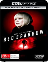 Red Sparrow (2 Disc) (4K Ultra HD + Blu-ray)