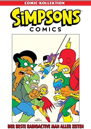 Simpsons Comic-Kollektion: Bd. 31: Der beste Radioactive Man aller Zeiten