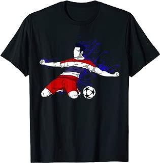 Thailand National Soccer Team Jersey Thai Football Lover T-Shirt