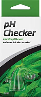 Seachem Ph Checker | Easy-to-Read Color Changing Indicator Solution Included | 1 Unit | Happy Fins