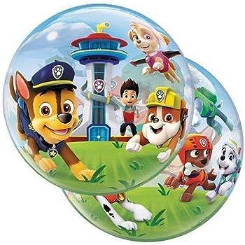 "PIONEER BALLOON COMPANY Bubble Balloon, 22"", Multi"