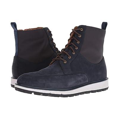 SWIMS Motion Country Boot (Navy/Orange) Men