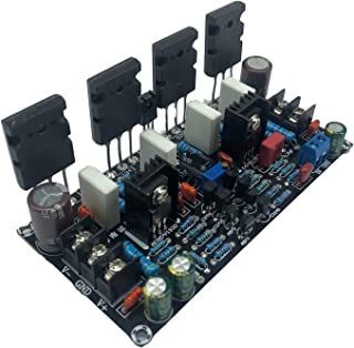 figatia Placa de módulo de placa amplificadora de potência mono 200W doméstica 1943 + 5200 placa PCB