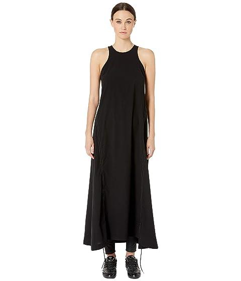 adidas Y-3 by Yohji Yamamoto Light Nylon 3 Stripe Dress