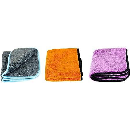 Liquid Elements Silverback Orange Baby Purple Monster Trockentuch Tuch Auto