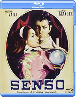 Senso BD Blu-ray