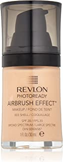 REVLON Photoready Airbrush Effect Makeup - Shell (並行輸入品)